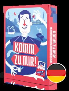Kommzumir - Kartenspiel